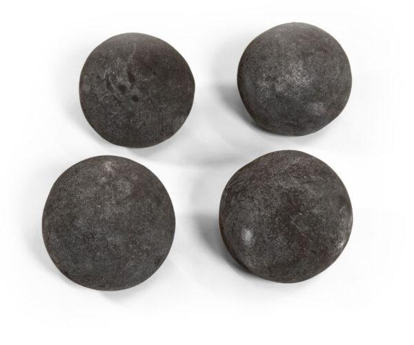 """6"""" Cannon Balls Black"""